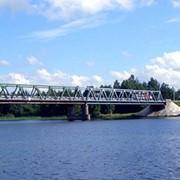 Металлоконструкции мостовые фото