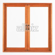 Окна деревянные фото