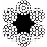 Канат стальной ГОСТ 7665-80 диаметр от 8,1 до 48,5 длина от метра фото