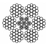 Канат стальной ГОСТ 14954-80 диаметр от 5,1 до 55,0 длина от метра