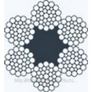 Канат ГОСТ 7668-80, диаметр 27,0мм фото