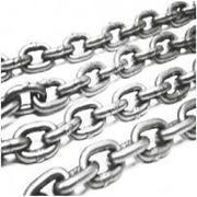 Круглозвенная цепь повышенной прочности 10x30 фото