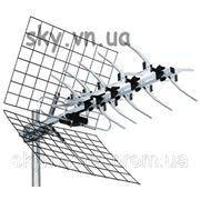 Внешняя антенна для эфирного и цифрового телевидения стандарта UHF-23EL фото