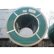 Оцинкованный металлопрокат с полимерным покрытием (коричневый) 0,45*1250 мм (рулон)
