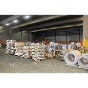 Рулон нержавеющей стали AISI-304 2B 0,7Х1000Х1250 фото