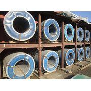 Оцинкованный металлопрокат с полимерным покрытием (коричневый) 0,4*1250 мм (рулон)