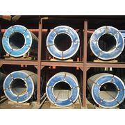 Оцинкованный металлопрокат с полимерным покрытием (белый) 0,4*1250 мм (рулон)