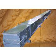 Конвейер скребковый, редлер (цепной транспортер) фото