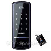 Накладной дверной замок Samsung Ezon 1320, кодовый замок купить в офис фото
