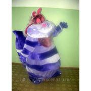 Ростовая кукла «Чеширский кот» фото