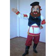 Ростовая кукла «Купец» фото