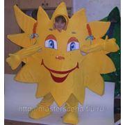 Ростовая кукла «Солнышко» фото