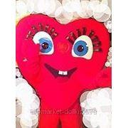 Ростовая кукла Сердце фото