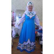 Женский хоровой костюм (С-10) фото