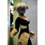 Живая кукла Кошка фото
