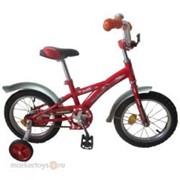"""Велосипед 2-х 12"""" Delfi красн/бордовый 44102Х фото"""