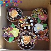 Заказ кап-кейков, пирожных в Балашихе фото