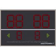 Табло электронное для волейбола Электроника 7 53 фото