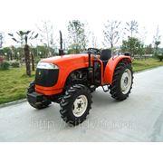 Колесный трактор Benye BY454-2 фото