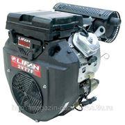 Двигатель Lifan 2V77F (Honda GX 610) 20 л. с. c горизонтальным коленвалом фото