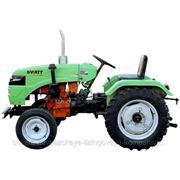 Мини трактор SWATT ХТ-180 фото