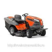 Садовый трактор husqvarna cth 184t 9605100-76 фото