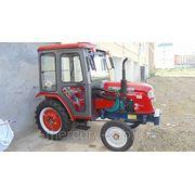 Трактор с кабиной Тайшань 220 фото