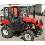 Трактор Беларус 320 МТЗ садовый фото