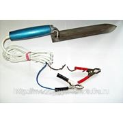 Нож электрический для распечатки сотов (марка стали 65Г), 12 Вольт, мощность 25 Вт фото