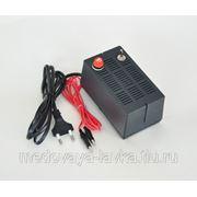 Преобразователь питания для электроножа, с регулятором мощности и кнопкой вкл/выкл, 220В/12-16Вт фото