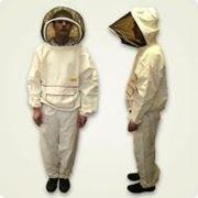 Костюм пчеловода «Австралийский» (лицевая сетка отстегивается при помощи молнии) размер 62-64 фото