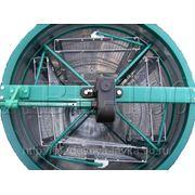 Медогонка с поворотом кассет 4-х рам. алюминиевая фото