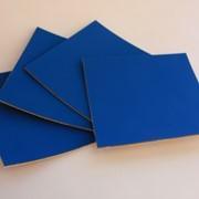 Офсетные резинотканевые полотна. Резина офсетная 496х410х1,95, 666х560х1,95. фото
