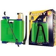 Опрыскиватель ранцевый ручной ROSY 12 3019/SCL. 12 литров. Пластиковый насос. Италия фото