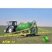 Машина для внесения жидких минеральных удобрений АПЖ-12 фото