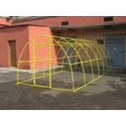 Металлические арочные каркасы для теплиц.от900руб.кв.м фото