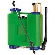 Опрыскиватель ранцевый ручной ROSY 16. 16 литров. Пластиковый насос. Италия фото