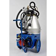 АД-01Т Агрегат доильный для двух коров, Цельная резина фото