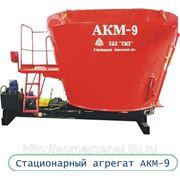 Агрегаты кормовой стационарный АКМ-9 (11м3, 18 м3) фото