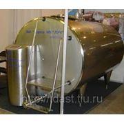 Резервуар охладитель молока Г6-ОРМ-2500 фото