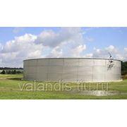 Резервуары для сточных вод фото