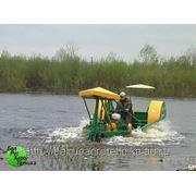"""Лодка-косилка для уборки камыша """"ЛК-12"""" фото"""