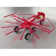 Грабли роторные навесные ГРН-471