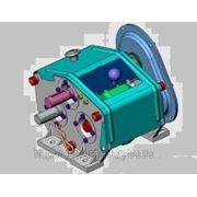Механизм передач на сеялку СЗ-5,4и СЗ-3,6 фото