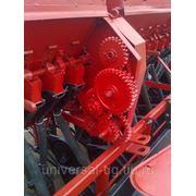 Редуктор привода высевающих аппаратов на сеялку СЗ-3,6 и СЗП-3,6 фото