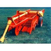 Картофелекопатель 2-х рядный полунавесной МТЗ-80/82 КСТ-1,4А фото