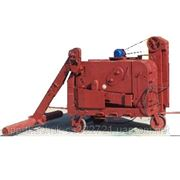 Зерноочисна машина вітчизняна СМ-4 фото