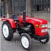 Трактор XZS-180 фото