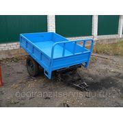 Телега садовая для мини-трактора Weituo фото
