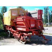 Картофелеуборочный комбайн GRIMME SL800 фото